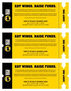 heart-of-the-valley-choir-buffalo-wild-wings-dine-out-ticket